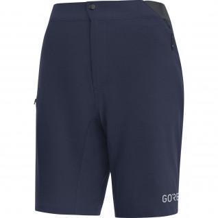 Pantaloncini Gore R5 da donna