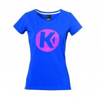 Maglietta donna Kempa K-Logo
