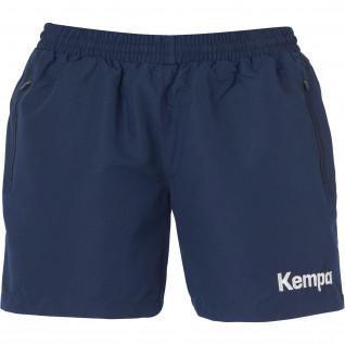 Pantaloncini Kempa Woven da donna