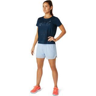 Pantaloncini da donna Asics Ventilate 2-N-1 3.5in