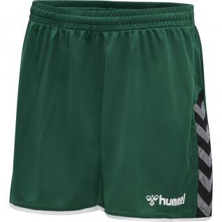 Pantaloncini Hummel Authentic Poly da donna