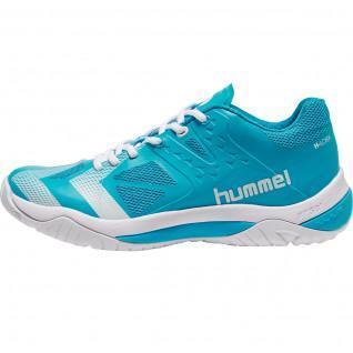 Hummel dual plate power shoes