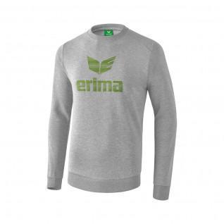 Felpa con logo Erima essential