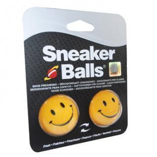 Confezione da 12 palline deodoranti Happy Face Sneakerballs