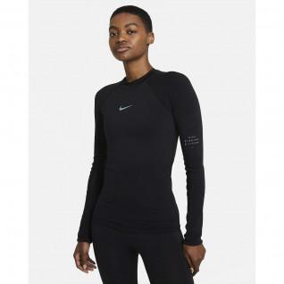 T-shirt donna Nike Run Division
