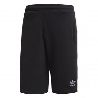 pantaloncini adidas 3-Stripes Nero