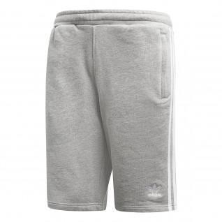 adidas 3-Stripes Shorts grigio