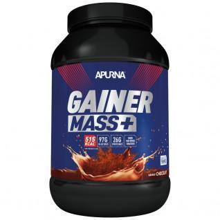 Pot Apurna Gainer Mass Plus - Cioccolato - 2Kg