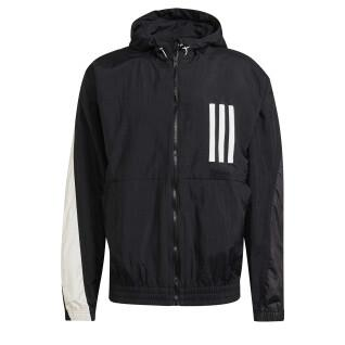 Giacca a vento adidas Sportswear W.N.D. X-City Packable