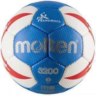 Palla da allenamento Molten HX3200 FFHB misura 3