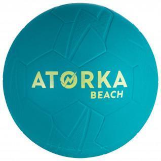 Pallamano da spiaggia Atorka HB500B - Taglia 3