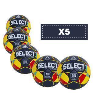 Confezione di 5 palloncini NHL Ultimate Replica 2020/2021 di Select NHL