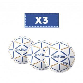 Set di 3 palloncini Molten D60