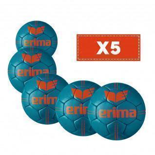 Confezione da 5 palloncini Erima Pure Grip Heavy