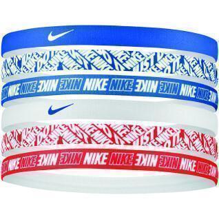 Set di 6 distintivi Nike printed