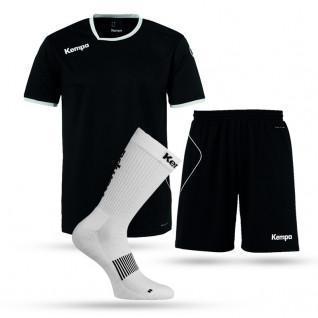 Pack Kempa Curve (maglia + pantaloncini + calzino)