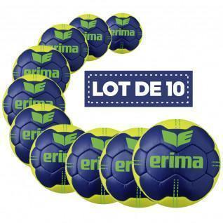 Confezione da 10 palloncini Erima Pure Grip N° 4