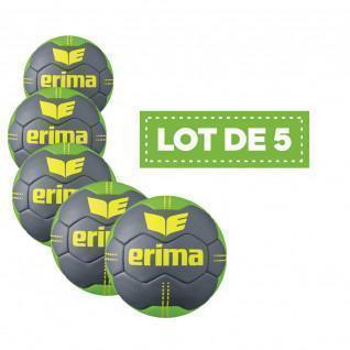 Set di 5 palloncini Erima Pure Grip N° 2 T2