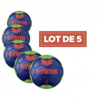 Set di 5 palloncini Erima Pure Grip N° 3