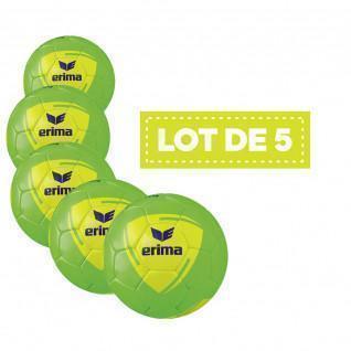 Confezione da 5 palloncini Erima Future Grip Pro T2