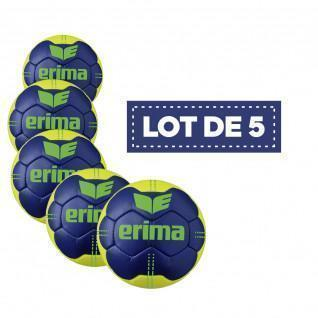 Set di 5 palloncini Erima Pure Grip N° 4