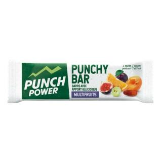 Visualizza 40 barre di energia Punch Power Punchybar Multifruit