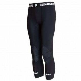 Pantaloni 3/4 con ginocchiera integrata Blindsave