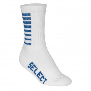 Seleziona le calze a righe sportive