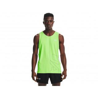 Sotto Amour Iso-Chill Run 200 Wind Top a manica lunga