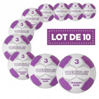 Confezione da 10 palline da allenamento Tremblay