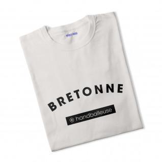 Maglietta donna Breton + giocatore di pallamano