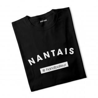 Maglietta Nantes + giocatore di pallamano