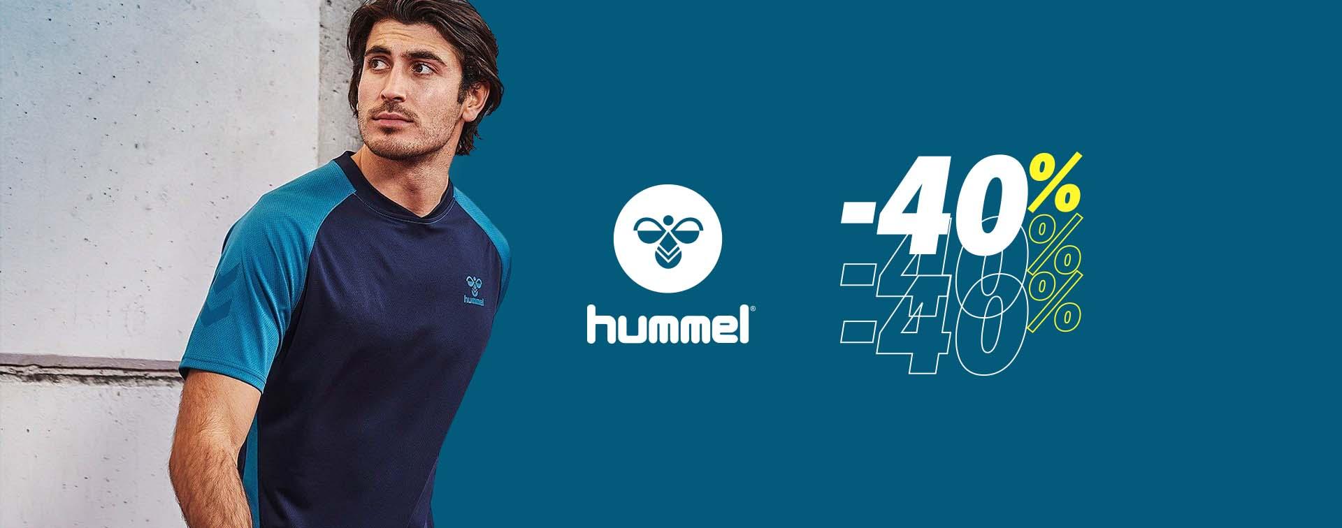 Hummel : top marque handball