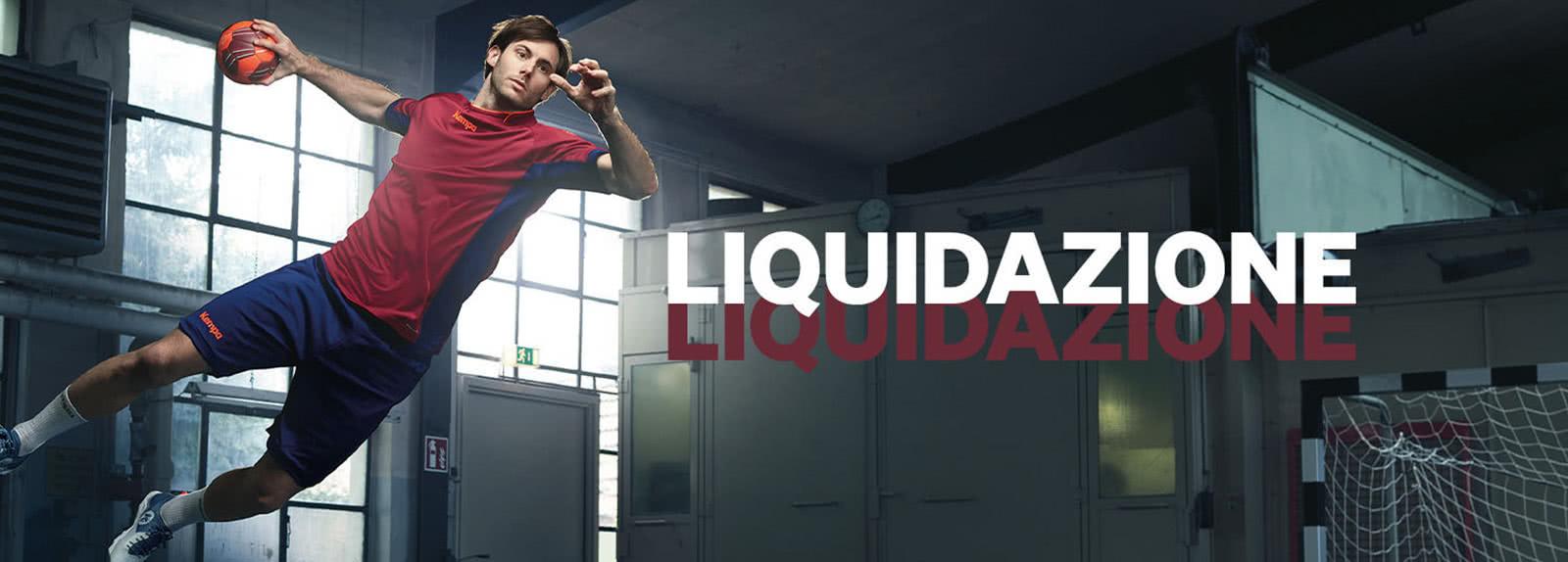 liquidazione pallamano